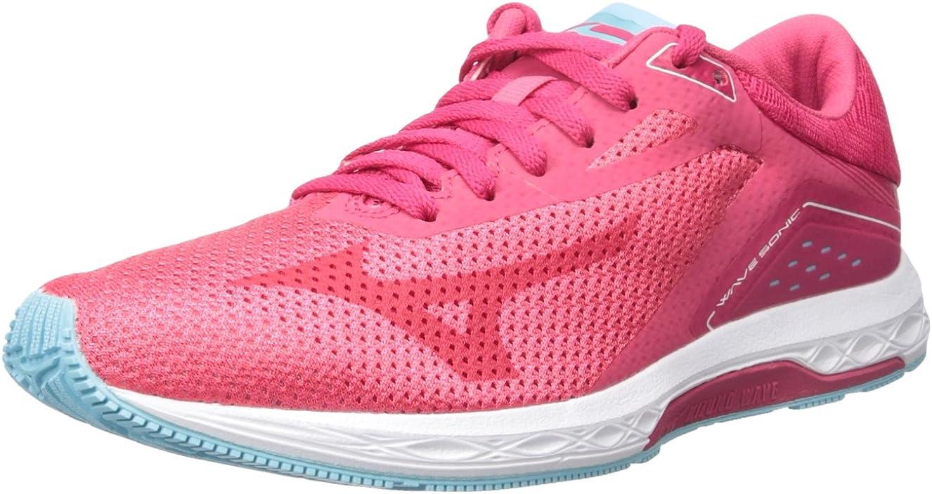 Mizuno Women's Super-cheap Wave Sonic Running Shoes half
