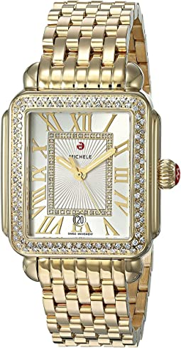 Deco Madison Watch Gold