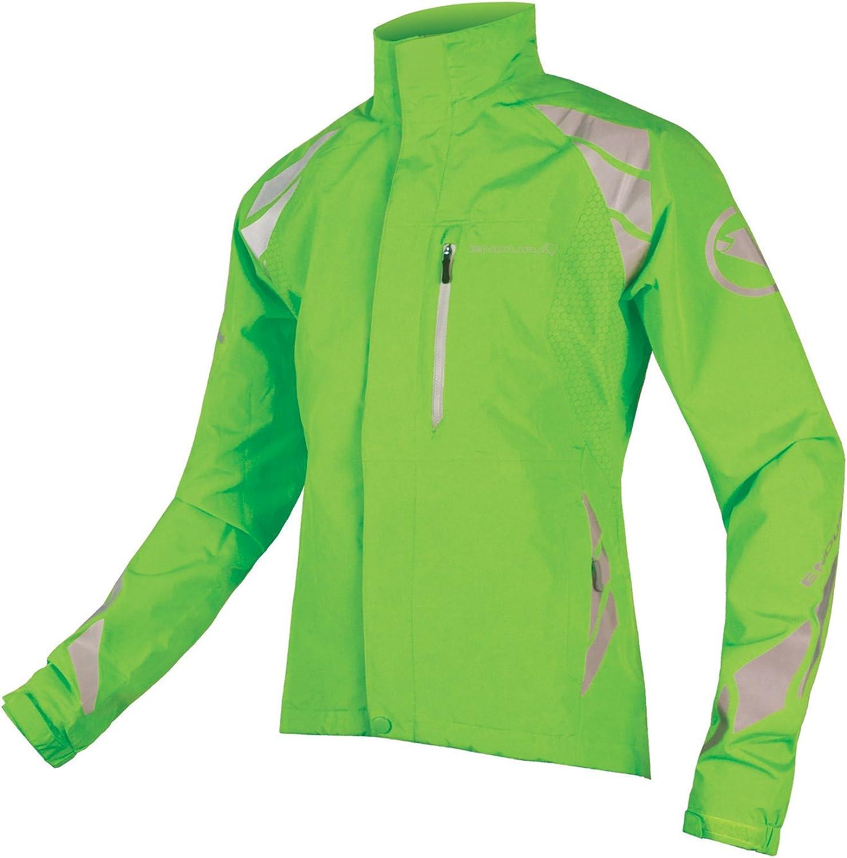 Endura 70% OFF Outlet Recommendation Womens Luminite DL Cycling Viz Hi Green Jacket X-Small