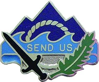 350th Civil Affairs Command Unit Crest (Send Us)