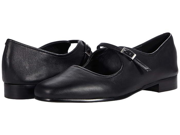 Titanic Edwardian Shoes – Make or Buy Clarks Pure Flat $89.99 AT vintagedancer.com