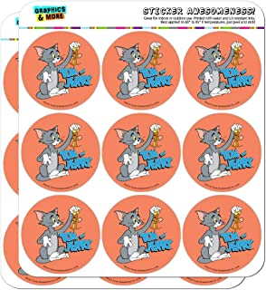 Tom and Jerry Best Friends Planner Calendar Scrapbooking Crafting Stickers