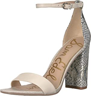 rhinestone snake sandals