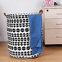 DIDIHOU Large Capacity Clothes Storage Baskets Storage Laundry Basket Laundry Hamper Bags Home Clothes Barrel Bags Kids Toys