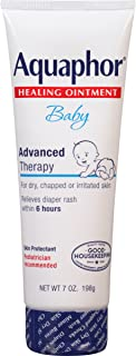 Aquaphor Baby Healing Ointment – For Chapped Skin, Diaper Rash and Minor Scratches..