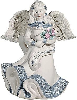 Sarah's Angels Godmother Angel Figurine, 6-Inch