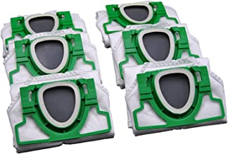 IDS Housing Vacuum Replacement Dust Bags for Vorwerk Cleaner FP200 VK200 6 Pieces