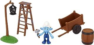 Smurfs Movie Theme/Adventure Gift Packs Wave #2 Handy Smurf in Smurf Village Theme Set