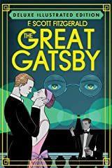 The Great Gatsby (Deluxe Illustrated Edition) ハードカバー