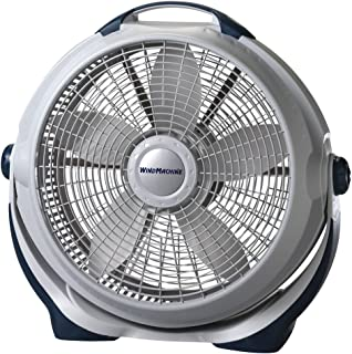 Lasko 3300 20″ Wind Machine Fan With 3 Energy-Efficient Speeds – Features..