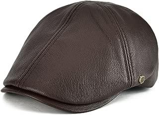 leather rebel cap