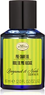 The Art of Shaving Pre-Shave Oil, Bergamot & Neroli, 2.0 fl. oz.