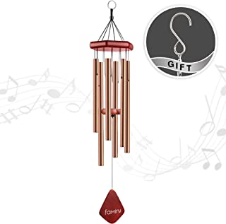 Famiry Wind Chimes Outdoor Deep Tone, 32 Inch Wind Chimes Outdoor Sympathy, Memorial Wind..