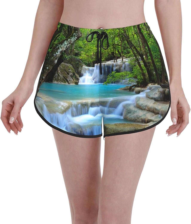 Minalo sale Women's Girl's Swim Erawan Waterfall Trunks Max 61% OFF Kanchan