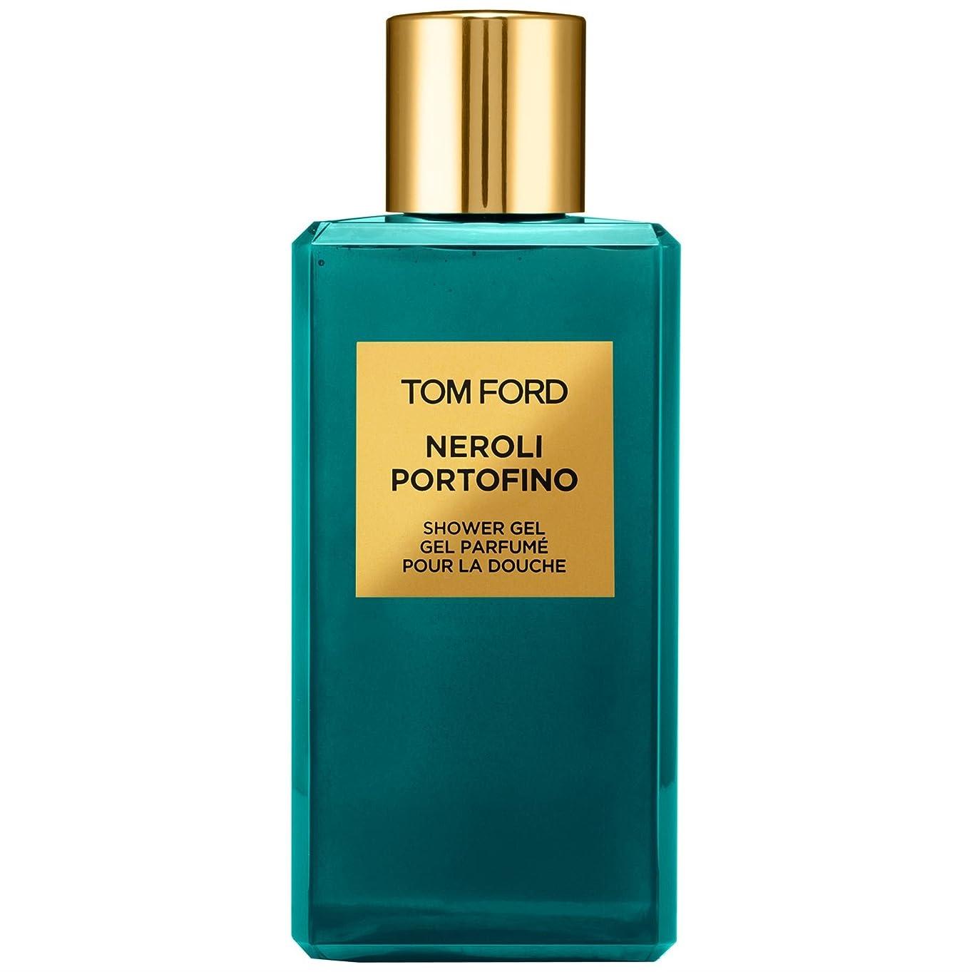 サイトライン環境実行する[Tom Ford ] トムフォードネロリポルトフィーノシャワージェル250ミリリットル - TOM FORD Neroli Portofino Shower Gel 250ml [並行輸入品]