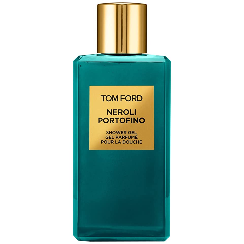 海峡ひもナンセンス縮れた[Tom Ford ] トムフォードネロリポルトフィーノシャワージェル250ミリリットル - TOM FORD Neroli Portofino Shower Gel 250ml [並行輸入品]