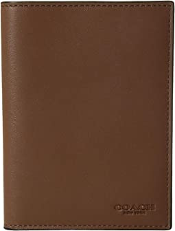 Passport Case in Refined Calf