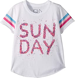 Super Soft Vintage Jersey Sunday Tee (Little Kids/Big Kids)