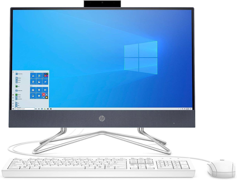 HP 22-DF Popular 21.5-Inch Full HD WLED Celeron 4GB G5900T S Bombing new work 256GB Intel