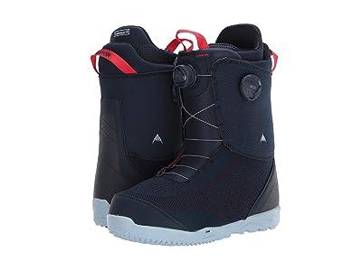 Burton Swath Boa(r) Snowboard Boot (Blue/Red) Men