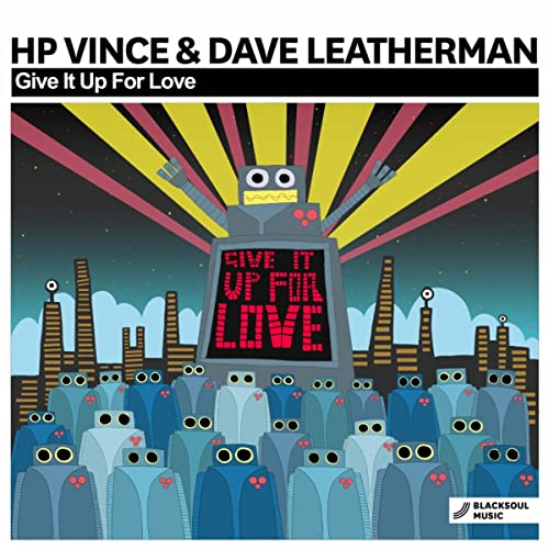Give It Up For Love (Nu Disco Mix)
