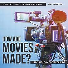 فیلم ها چگونه ساخته می شوند؟ کتاب فناوری برای کودکان | کتابهای رایانه و فناوری کودکان