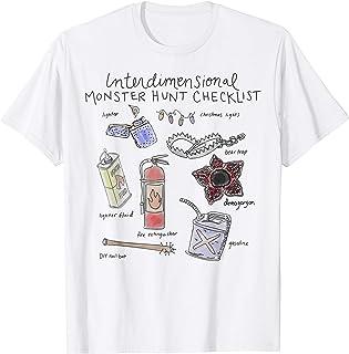 Netflix Stranger Things Interdimensional Monster Hunt T-Shirt