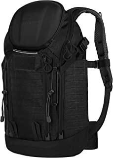 Unigear Tactical Backpacks 900D with MOLLE System, 40L Military Assault Backpacks for 3 Days Hiking, Hunting, Camping