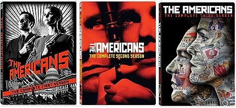 The Americans Seasons 1-3