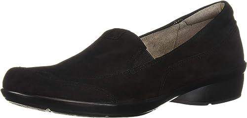 Zapatos 7 MocasínSuedeGröße Ndtphb3557 Naturalizer Damenes Schwarz 54RAScj3Lq