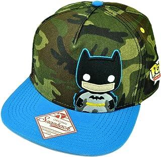 ... Flash Red Ballcap Cap Soft Faux Suede Bill Baseball Hat Ballcap ·   33.99 33.99. FREE Shipping. DC Comics Camo Funko Pop Heroes Batman  Snapback Hat 23b758a3d39a