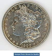 1900 O Morgan Dollar $1 Brilliant Uncirculated