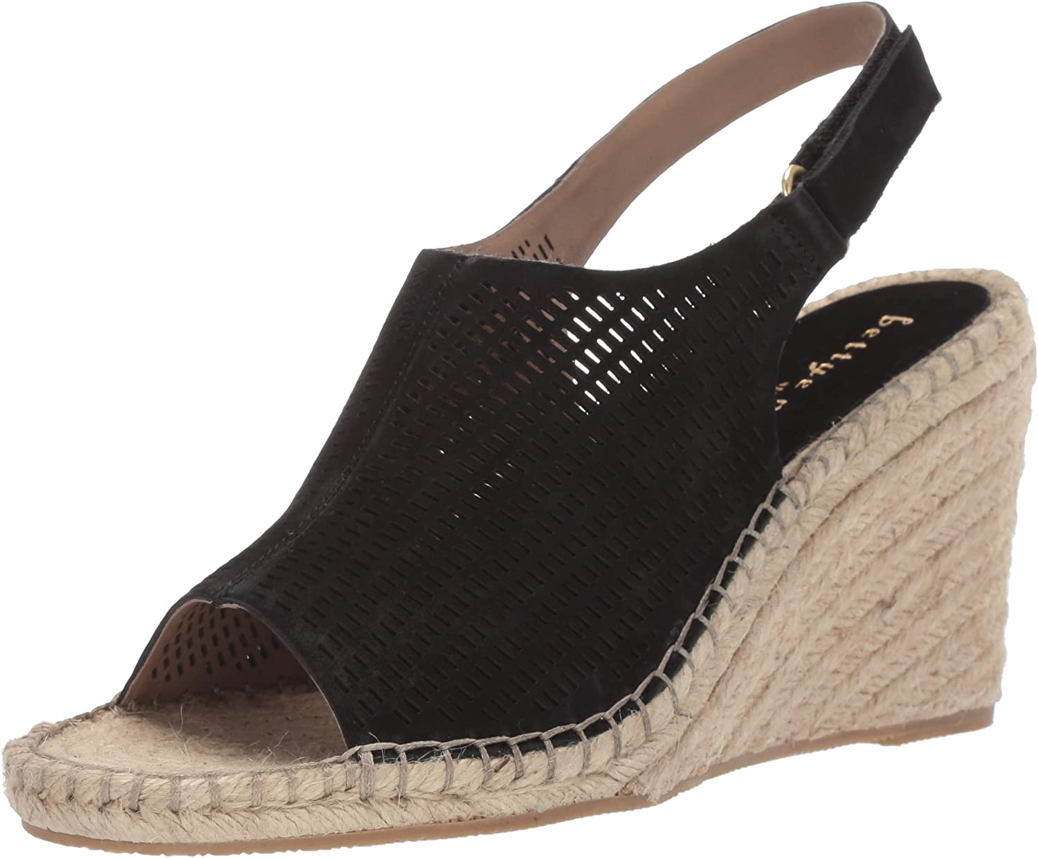 Bettye Muller Womens Vicente Espadrille Wedge Sandal