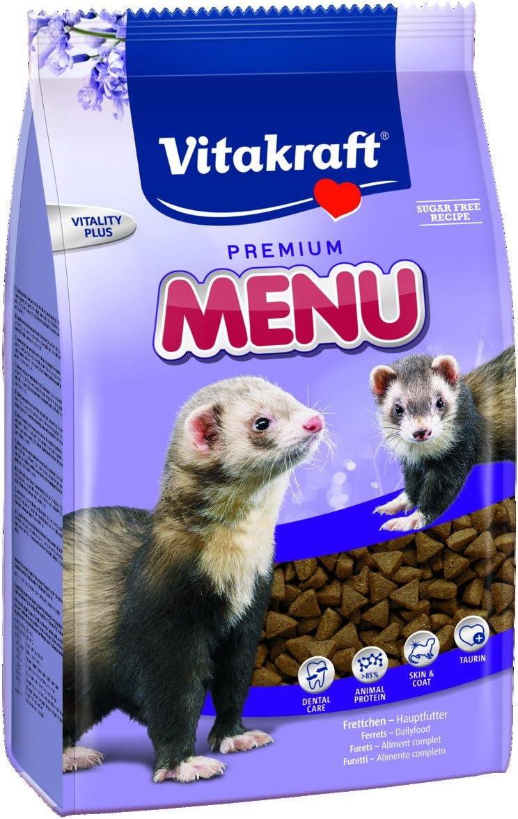 Vitakraft C-90315 Menú Completo y Vitaminado - 800 gr