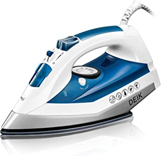 Deik Steam Iron (Blue)