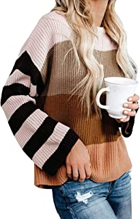 Best easy knit pullover sweater pattern Reviews