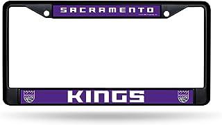 Rico Industries NBA alternativer Nummernschild Rahmen aus Chrom