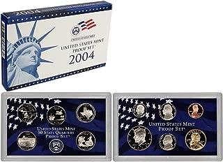2004 S US Proof Set Superb Gem Uncirculated