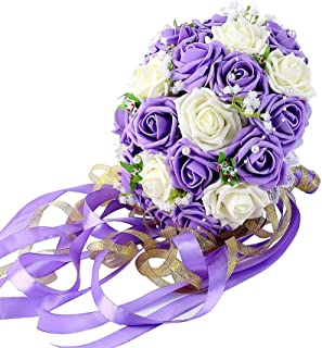 Best lilac wedding bouquet Reviews
