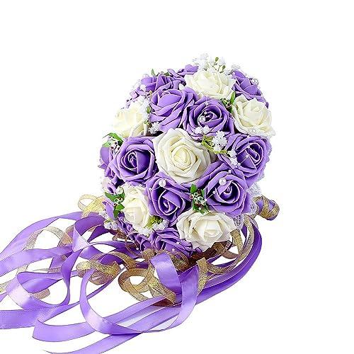 Purple And White Wedding Decor Amazon Com
