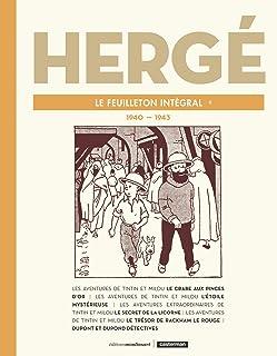 Herge, le feuilleton intégral – t09 – 1940 – 1943 (Hergé, le..