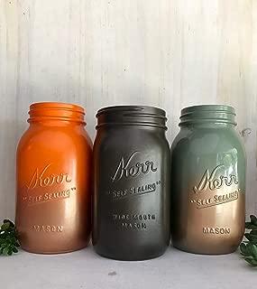 Best copper painted mason jars Reviews
