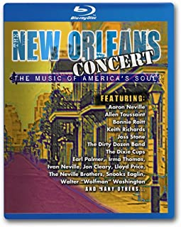New Orleans Concert - The Music of America's Soul [Blu-ray] [Blu-ray]