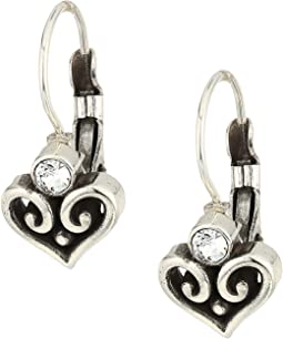 Brighton - Alcazar Heart Earrings