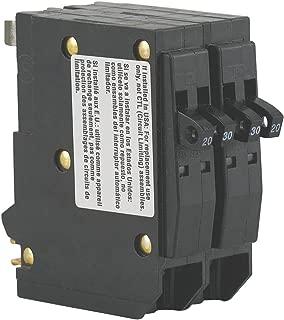 Circuit Breaker, 30A, 1P, 10Ka, 120Vac