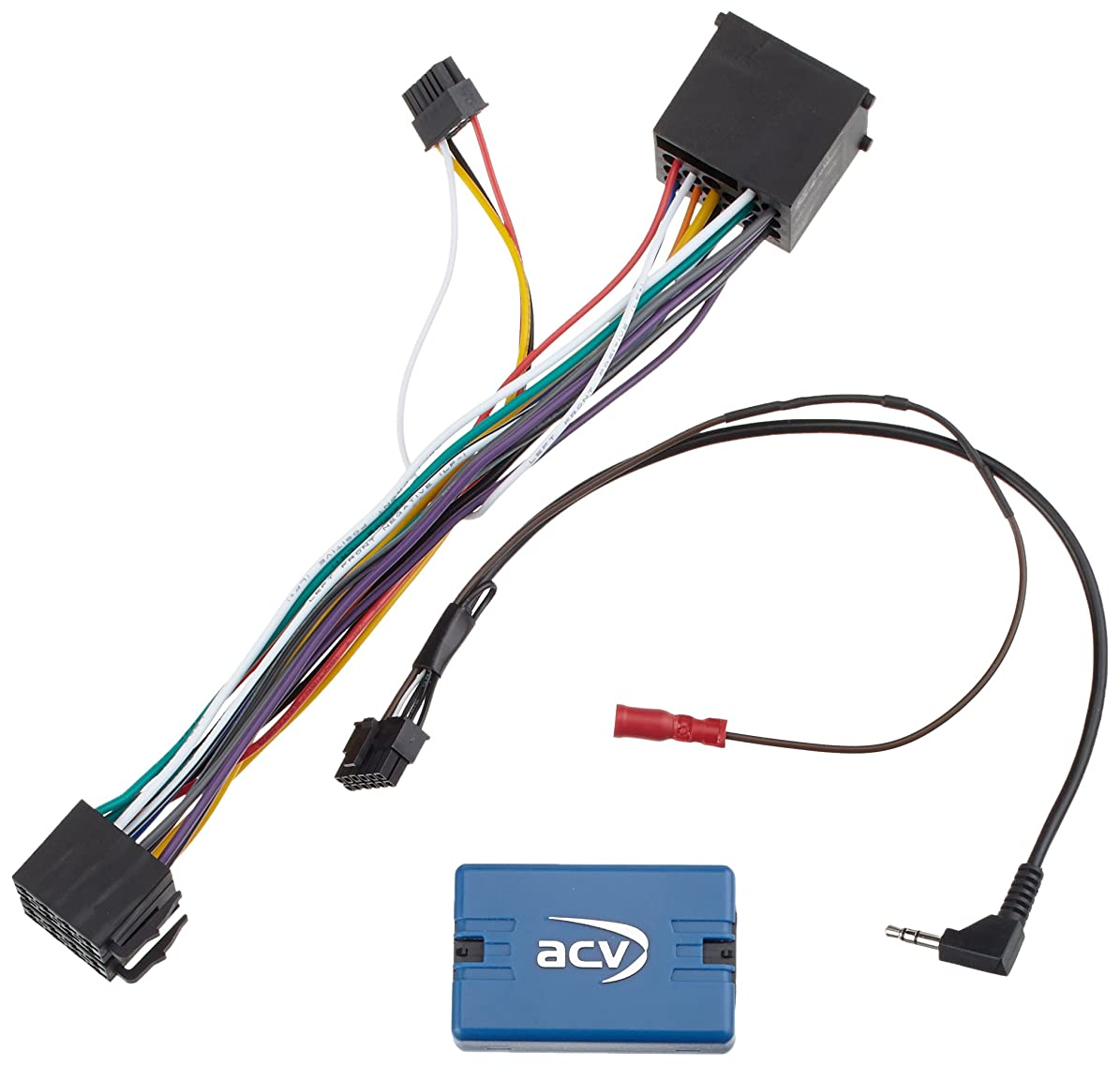 未使用悪党複雑ACV 42-903 1ステアリングホイールリモートコントロールアダプター