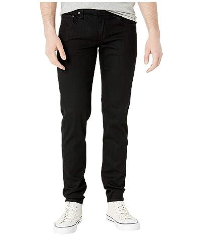 rag & bone Fit 1 Extra Slim Fit Jeans (Black) Men