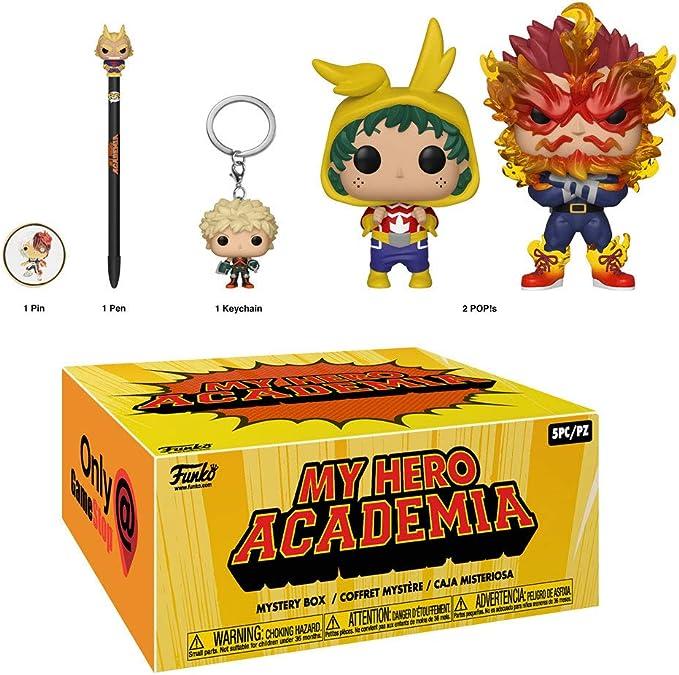 Funko Pop Deku In Onesi 494# New Figure Pop Toys Collection My Hero Academia
