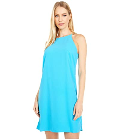 Lilly Pulitzer Adrienne Dress (Formentera Turquoise) Women