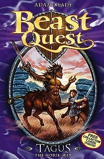 Tagus the Horse-man [Paperback] [Jun 30, 2007] Adam Blade,Adam Blade (Beast Quest)